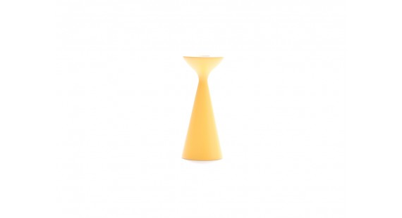 Freemover - Inga Kertastjaki 16cm Lemon Yellow