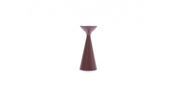 Freemover - Inga Kertastjaki 16cm Hazelnut Brown