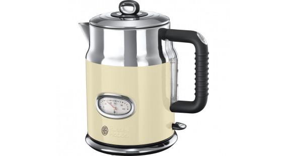 RH Retro Cream Kettle 1,7L