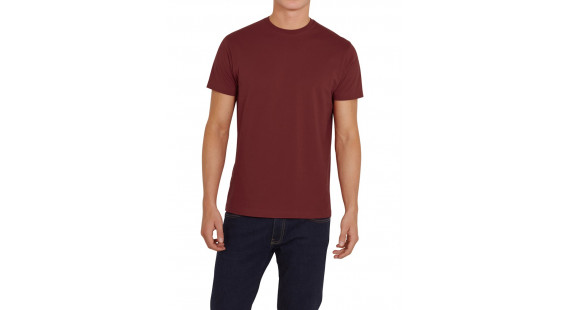 T-Shirt Solid Red