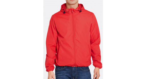 Jacket Poly Lightweight