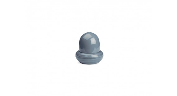 Kähler - Cono Krukka 11,5cm Light Grey