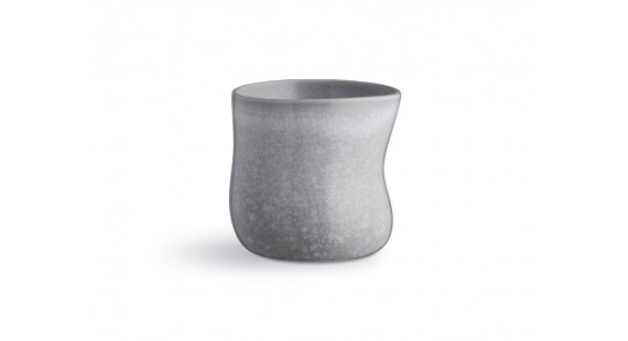 Kähler - Mano Bolli 30cl Light Grey