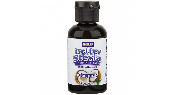 Now Stevia kókos 59ml