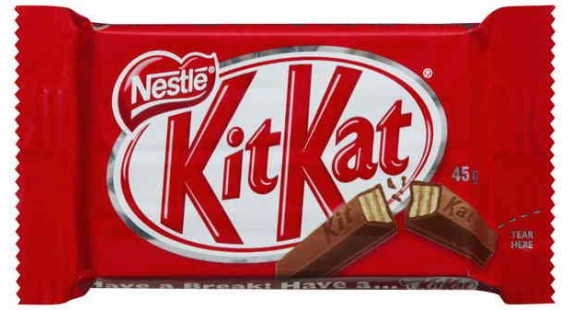 Nestle Kit Kat 4 Finger 41,5g.