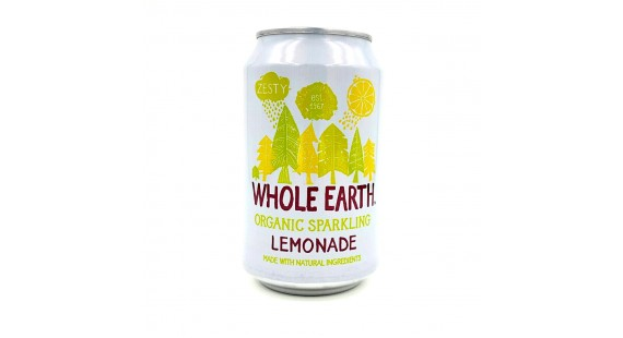 Whole Earth Límonaði gos 330ml