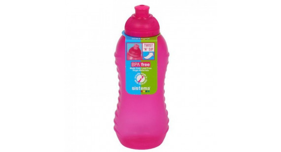 Sis Vatnsbrúsi 330ml Twister