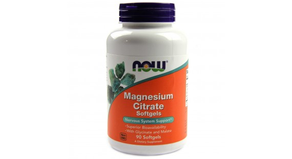 Now Magn/Citrate 90 hylki