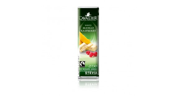 Cavalier Bar White Mango Raspberry 20g