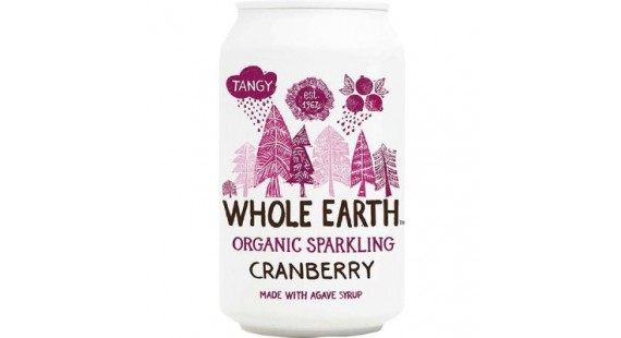 Whole Earth Trönuberjagos 330ml