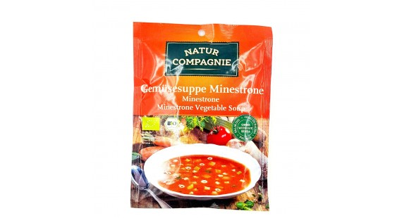 Natur Co Minestrone 50gr