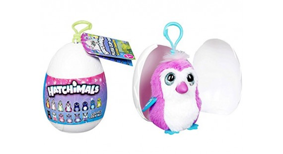 TT Lyklakippa medium Hatchimals