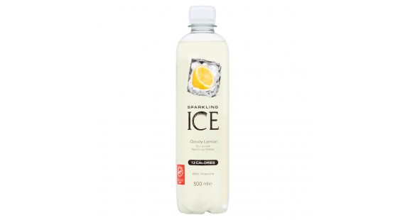 Sparkling ice Cloudy Lemonade 500ml
