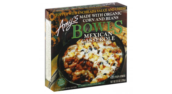 Amy's Mexican Tortilla Bake Bowl GF