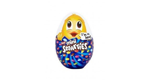 Nestle Smarties Chick in Egg 100g