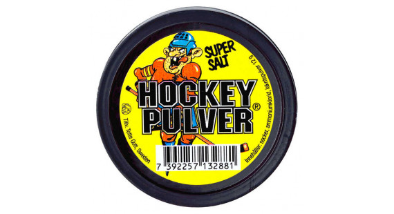 Hockey Pulver salt