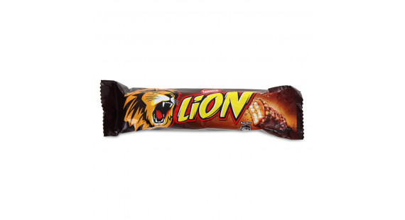 Nestle Lion Bar 50g.