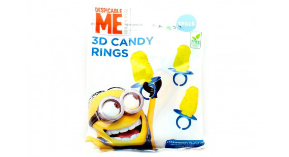 3D Candy Rings