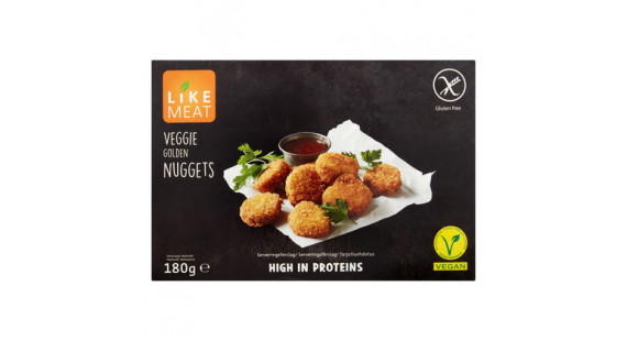 Like Meat Veggie Golden Nuggets 180g
