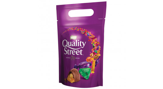 Quality Street Pouch 500g