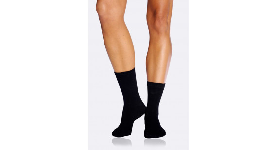 Boody Sock Women'S Everyday  Black 3-9