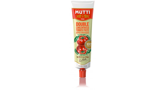 Mutti PASTE DOUB.TUBE 130 gr