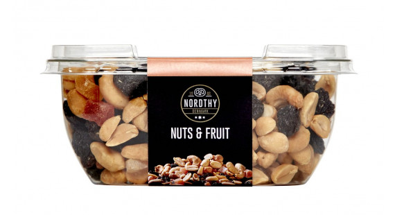 Nordthy Nuts & Fruit 190g