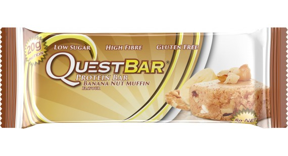 Questbar Banana Nut Muffin 60g
