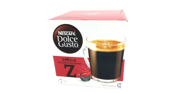 Dolce Gusto Mollbergs 160g