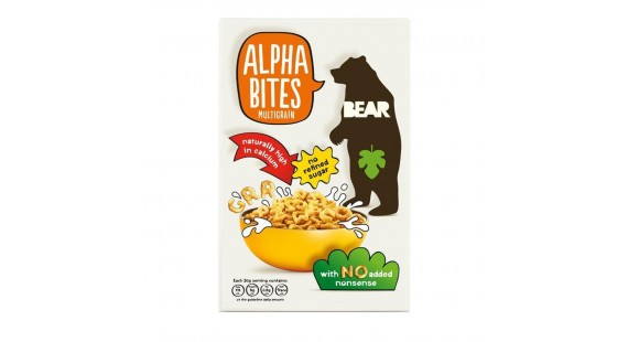 BEAR Alphabites Multigrain 350g