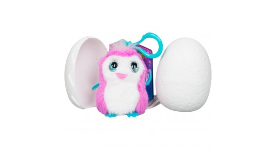 TT Lyklakippur mini í eggi Hatchimals