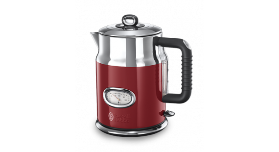 RH Retro Red Kettle 1,7L