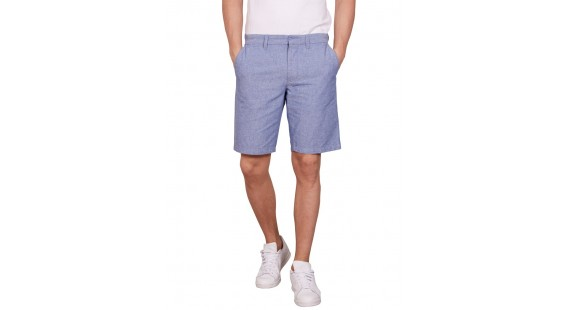 Oxford Blue Shorts