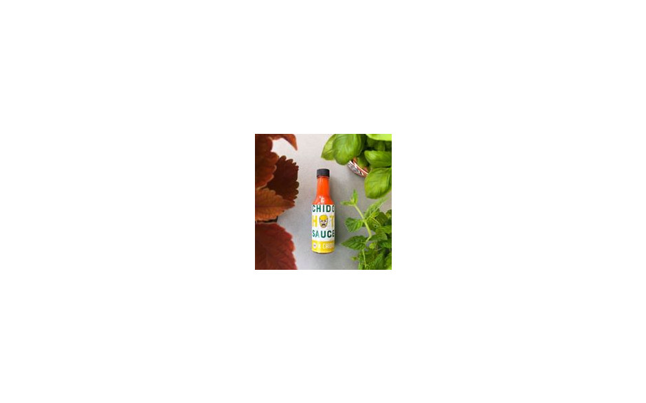 Chido Hot Sauce - flaska