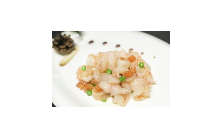 Shrimps, fried or sweet and sour