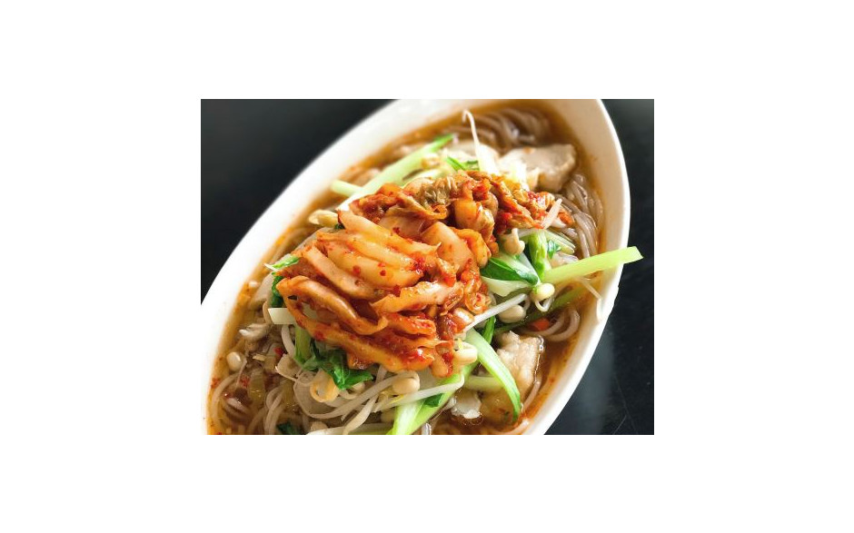 Hot and Sour Rice Noodles