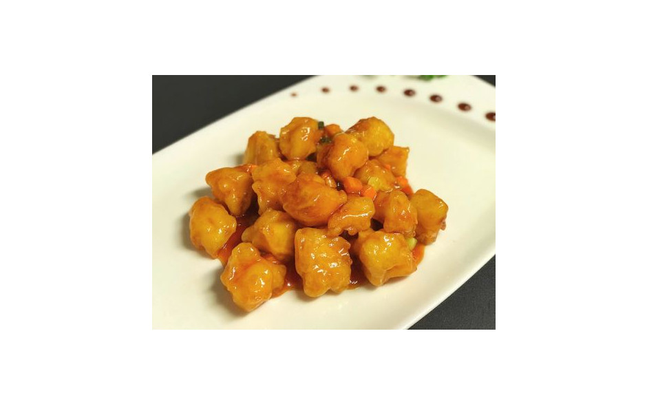 Fish - Sweet and Sour or Black pepper