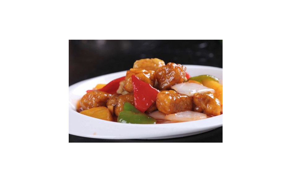 Sweet & Sour pork or chicken