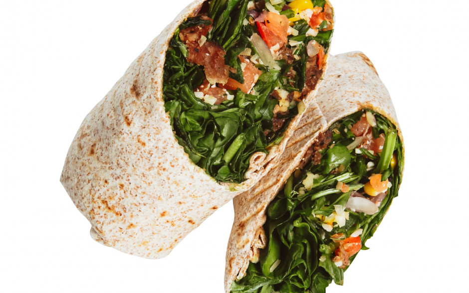 Steak Wrap (Heit vefja)